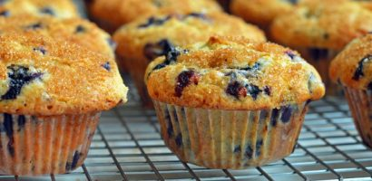 Detox & Weight Loss Recipe 9: Dates and Blueberry Muffins
