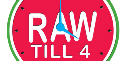 Raw till 4 – stay Lean, Clean and even Disease free