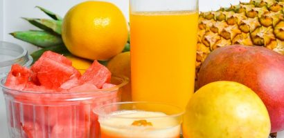 Natural Colon Cleansing Recipe 6: Sweet potato, Orange and Pineapple Juice