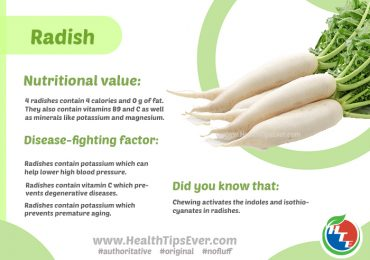 Does Radish Contain any Nutritional Value?
