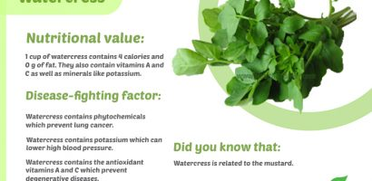 Watercress Nutritional Value