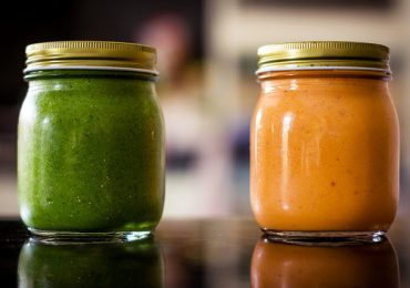 Natural Liver Cleansing Recipe 6: Carrot and Spinach Smoothie