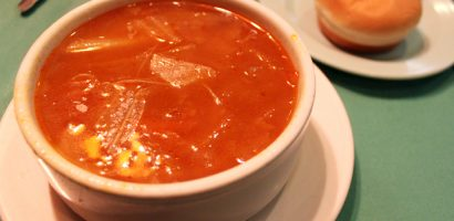 Natural Liver Cleansing Recipe 4: Carrot and Beet Soup