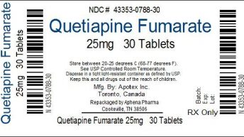 Quetiapine For Sleep Disorder