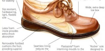 7 Tips for Proper Diabetic Shoes